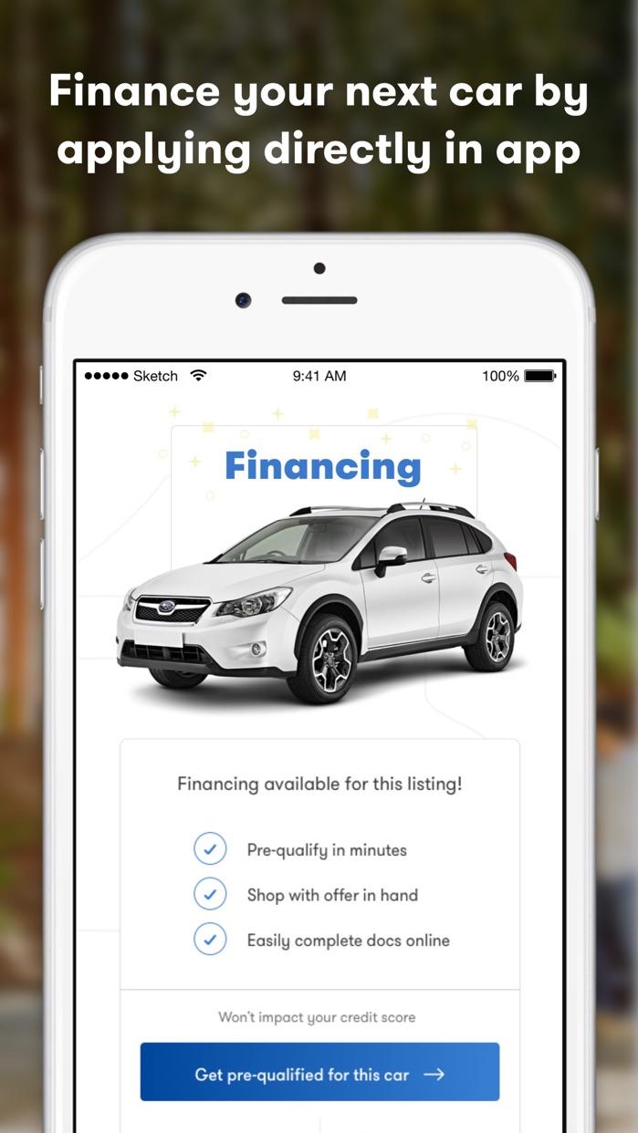 Instamotor: Buy & Sell Cars Screenshot