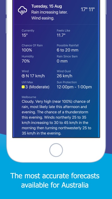 download AUS Rain Radar - Bom radar apps 0