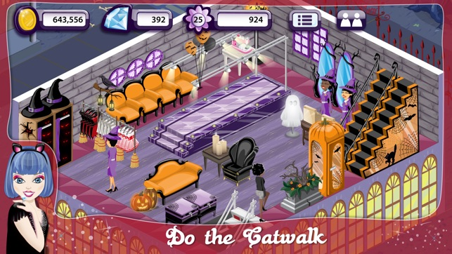 Fashion Design World Halloween On The App Store