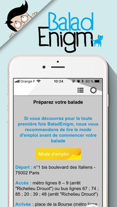 BaladEnigm screenshot two
