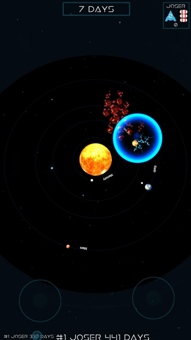 Space Collapse I screenshot 3