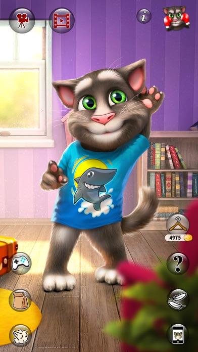 おしゃべり猫のトーキング・トム2 ScreenShot0