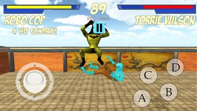 Superheroes Vs Kungfu Fighters screenshot three