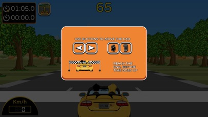 Car Rush 1980s screenshot 4