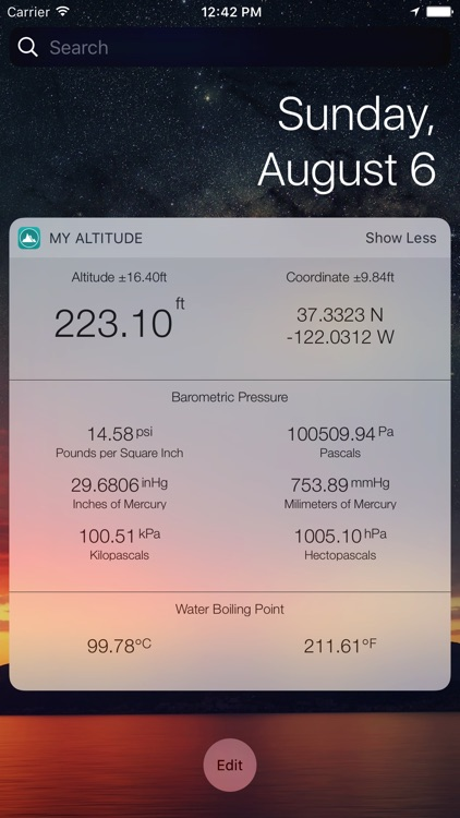 My Altitude screenshot-4
