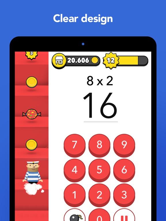 Fiete Math Climber Screenshots