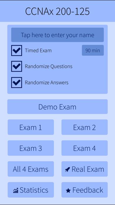 CCNAx (200-125) R&S Exam Prep-0