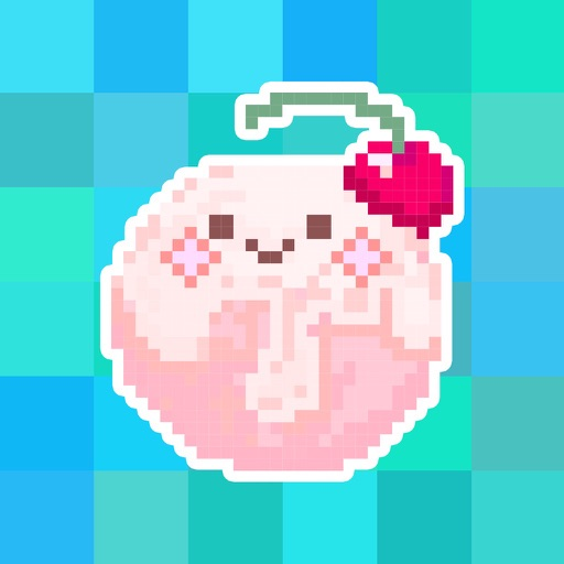Color Book: Cute Pixel Art App iOS App