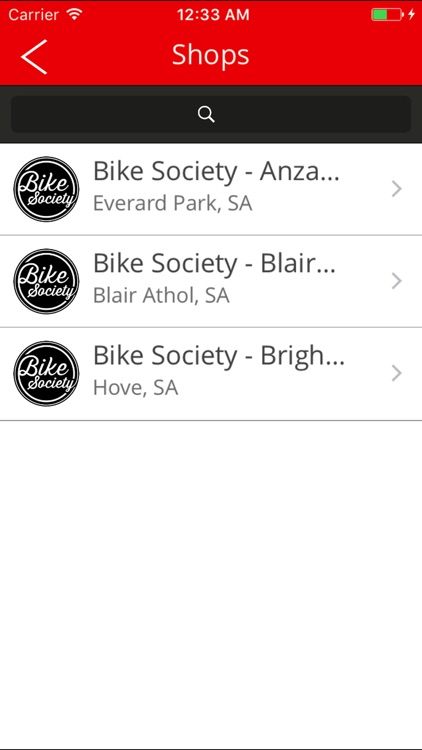 BikeSociety screenshot-1