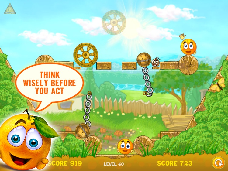 Cover Orange HD screenshot-3
