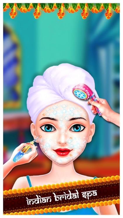 Indian Wedding Salon - Game
