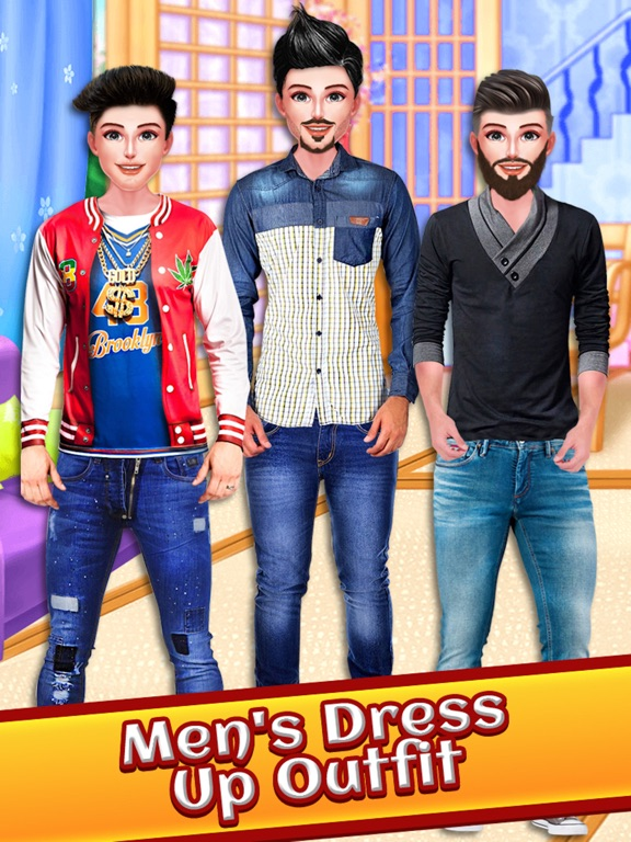 Celebrity Beard Salon screenshot 8