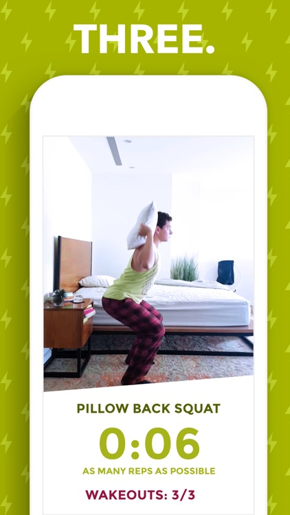 Wakeout - Workout routines to wake up screenshot-2