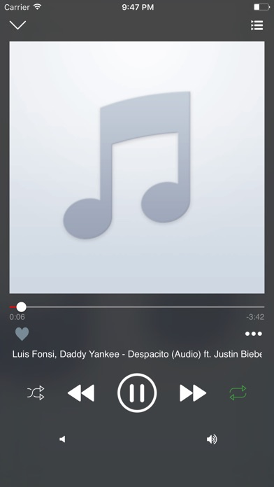 Screenshot for Musifly in Chile App Store