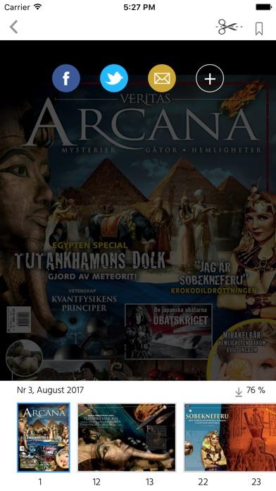 Veritas Arcana screenshot 2