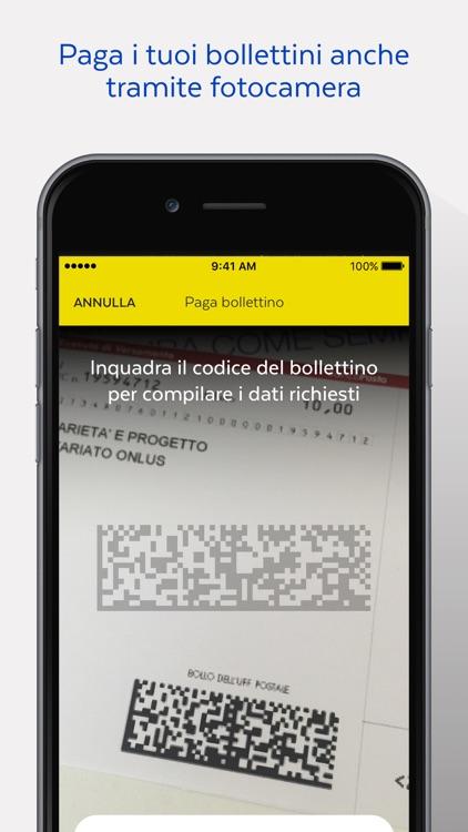 BancoPosta screenshot-5