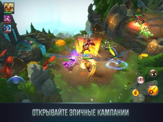 Dungeon Hunter. Чемпионы для iPad