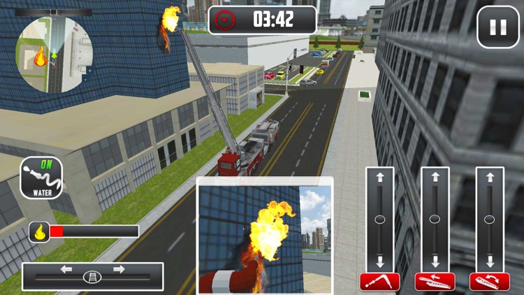 American Firefighter Simulator screenshot-4