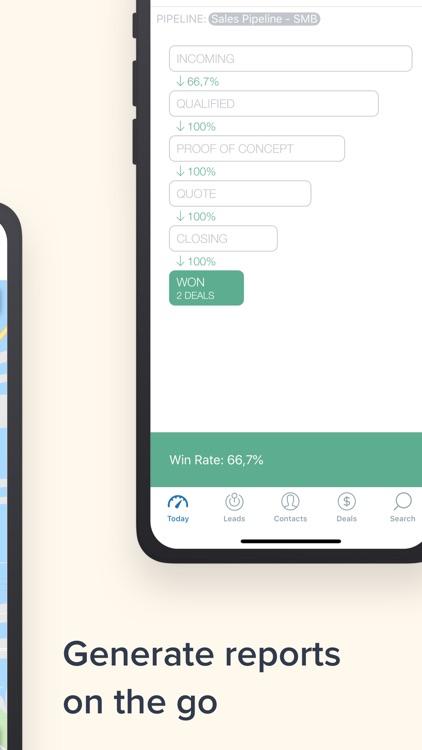 Zendesk Sell (formerly Base) screenshot-5