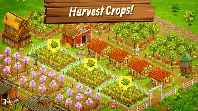 Big Farm: Mobile Harvest on the App Store