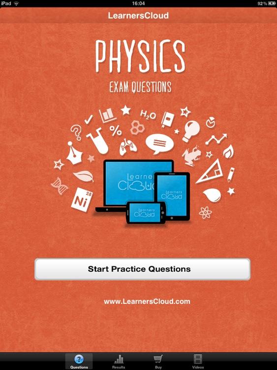 GCSE Physics:Revision QA