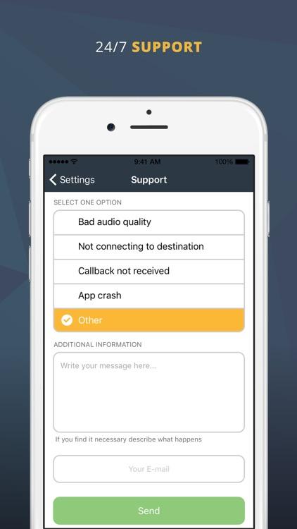 CallNow by Oceanfone screenshot-4