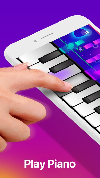 Piano Crush - Keyboard Games screenshot one