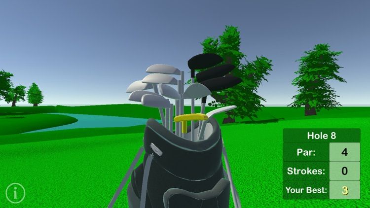 Pro Golf Challenge screenshot-2