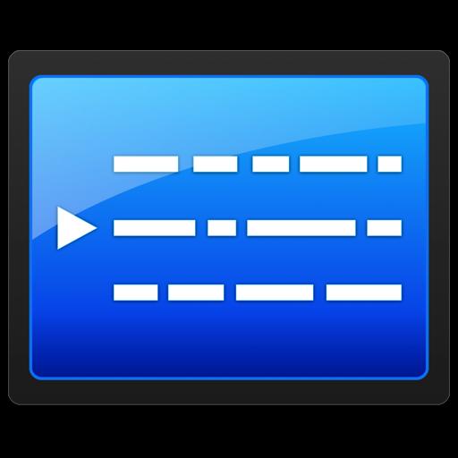讲词提示器 Presentation Prompter