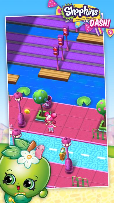 Shopkins Dash! screenshot 2