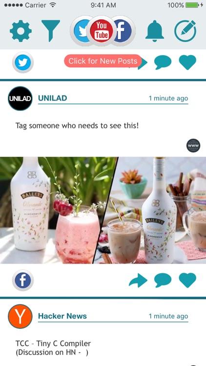 Social Media All-In-One