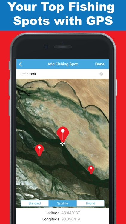 Fishing Diary-Track your fish!