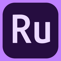 App Icon Adobe Premiere Rush CC