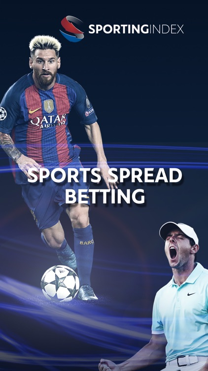 Sporting Index Spread Betting: Sports & Football