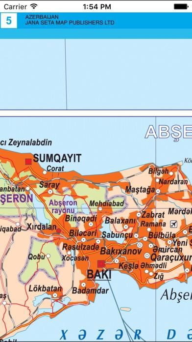 Screenshot for Azerbaijan in New Zealand App Store