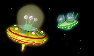 Ufo Racer
