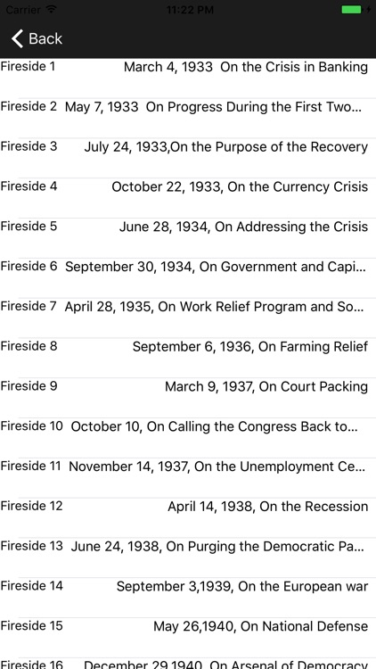 FDR Biography screenshot-4