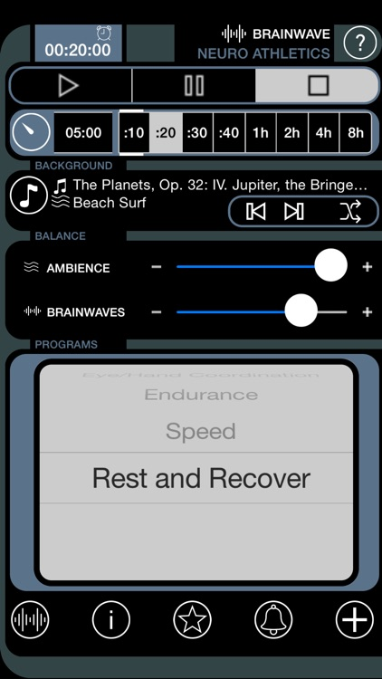 BrainWave Neuro Trainer screenshot-3