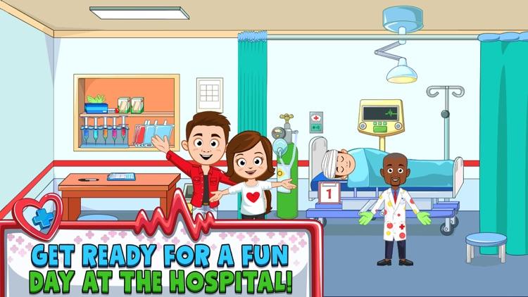 My Town : Hospital screenshot-4