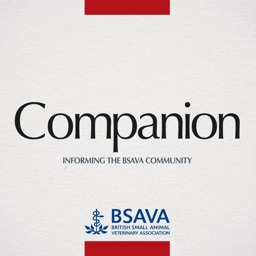 companion - the essential publication for BSAVA