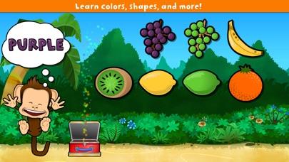 Monkey Preschool Lunchbox review screenshots
