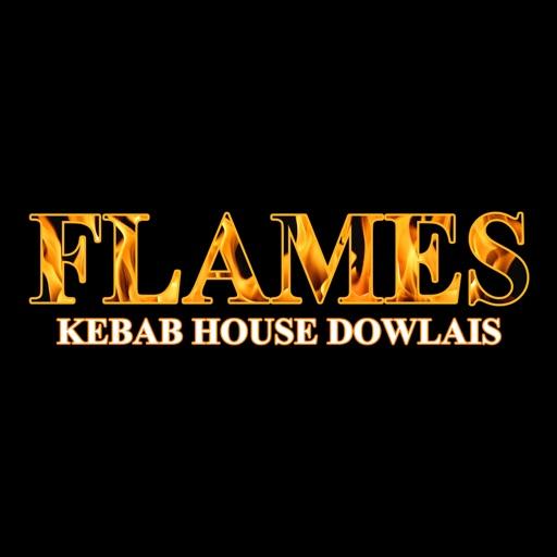 Flames Kebab House Dowlais