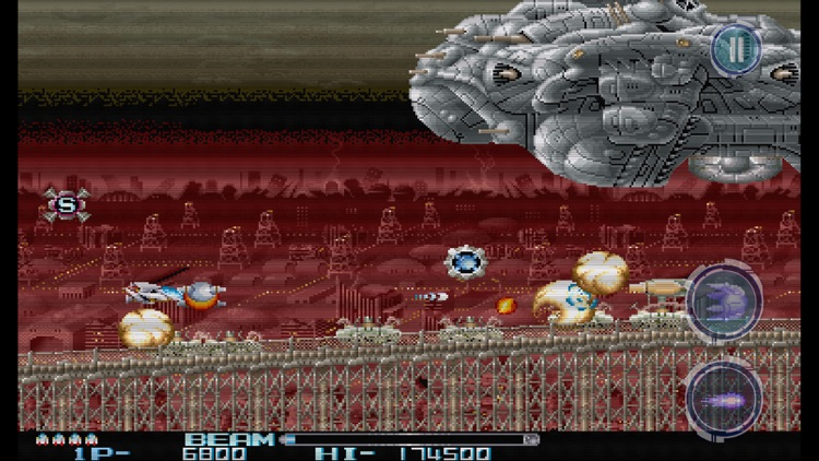 R-TYPE II screenshot-3