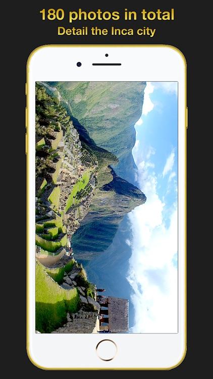 Machu Picchu Llaqta Inca screenshot-3