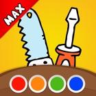 填色本 - 自定义 MAX icon