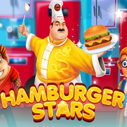 Hamburger Stars -Cooking Mania