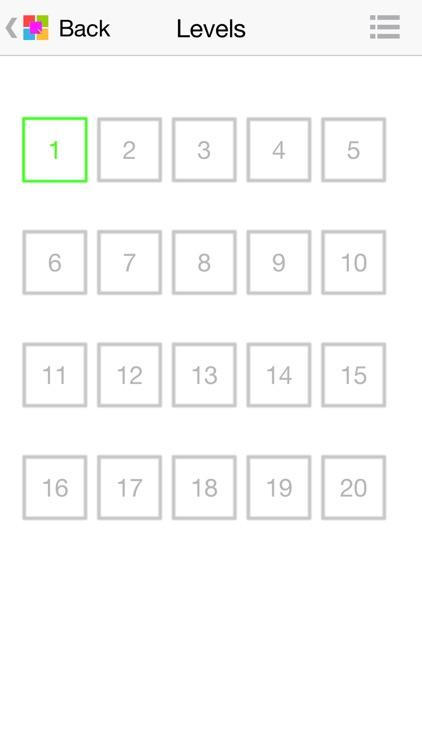 Color Matches Puzzles
