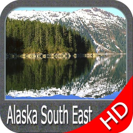 Marine Alaska S. E. HD Charts