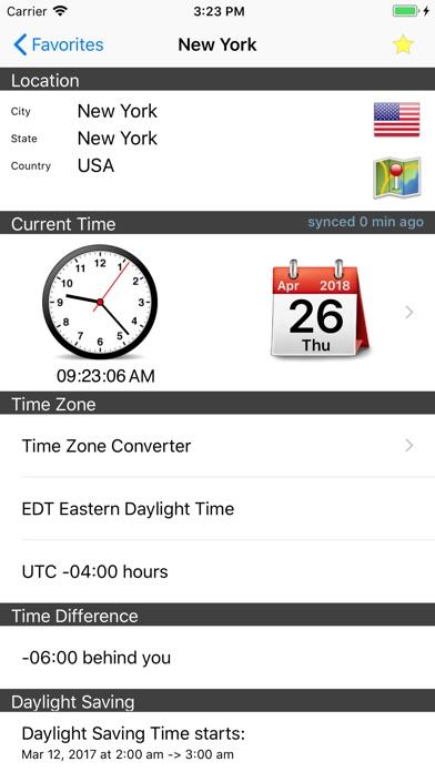 World Clock – Time Zones - Revenue & Download estimates - App Store ...