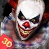 Creepy Clown Night Chase 3D